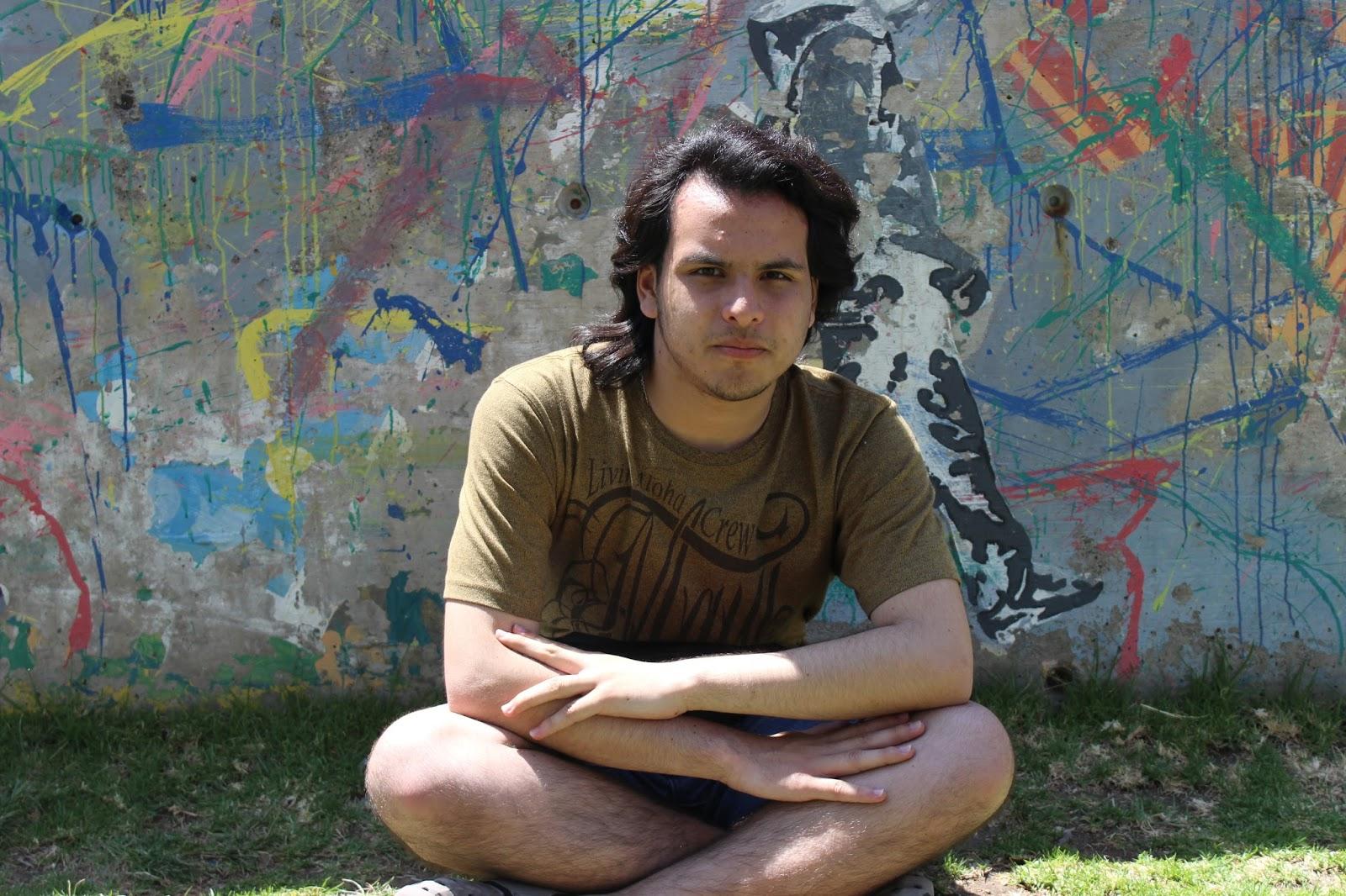 Altamirano destacado: Jorge Moreno, crea sorprendente disco conceptual