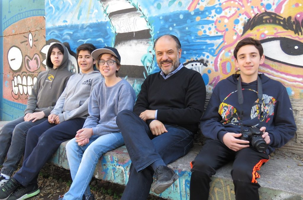 ENTREVISTA DEL EQUIPO DE PRENSA ALTAMIRA A PEDRO ROSAS, DIRECTOR DEL COLEGIO ALTAMIRA