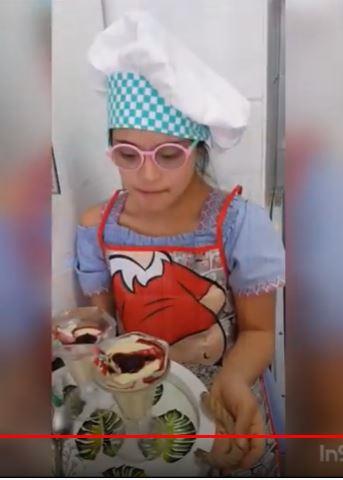 Lo mejor del Altamira 2020: Las delicias de Aylen (4°A), Isidora (4°B) y María Gracia (4°B)