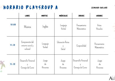 Playgroup A