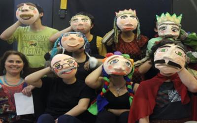 Vuelven las clases de teatro Aula Viva